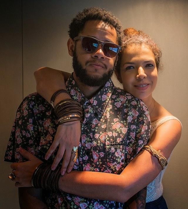 Emicida grava com Vanessa da Mata para álbum de conexões africanas