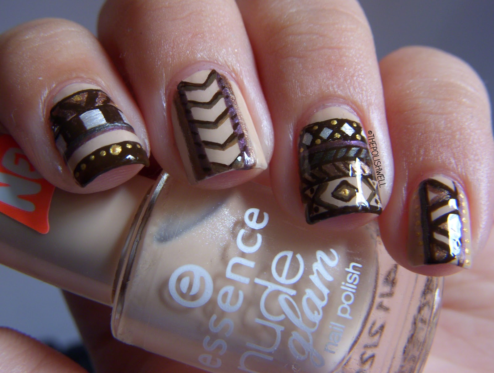 Nail ideas fall trends with essence nail art out to do some nail designs with some essence polishes since it is technically fall now ive sought inspiration from some of the fall trends that have prinsesfo Images