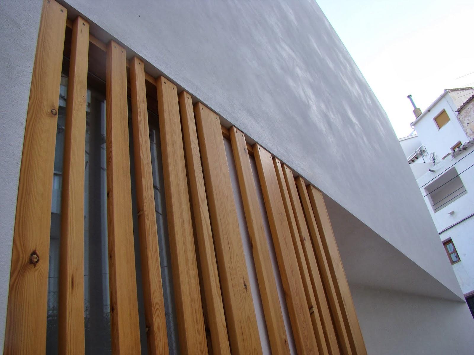 mn arquitectos almeria: Vivienda MiNi en Serón