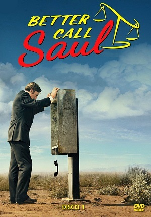 Better Call Saul - Todas as Temporadas Completas Séries Torrent Download capa