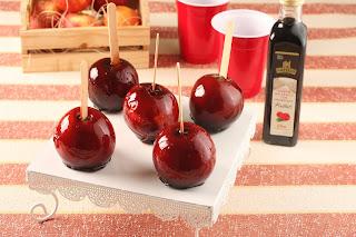 receita fácil maçã do amor