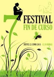 7º festival > cartel