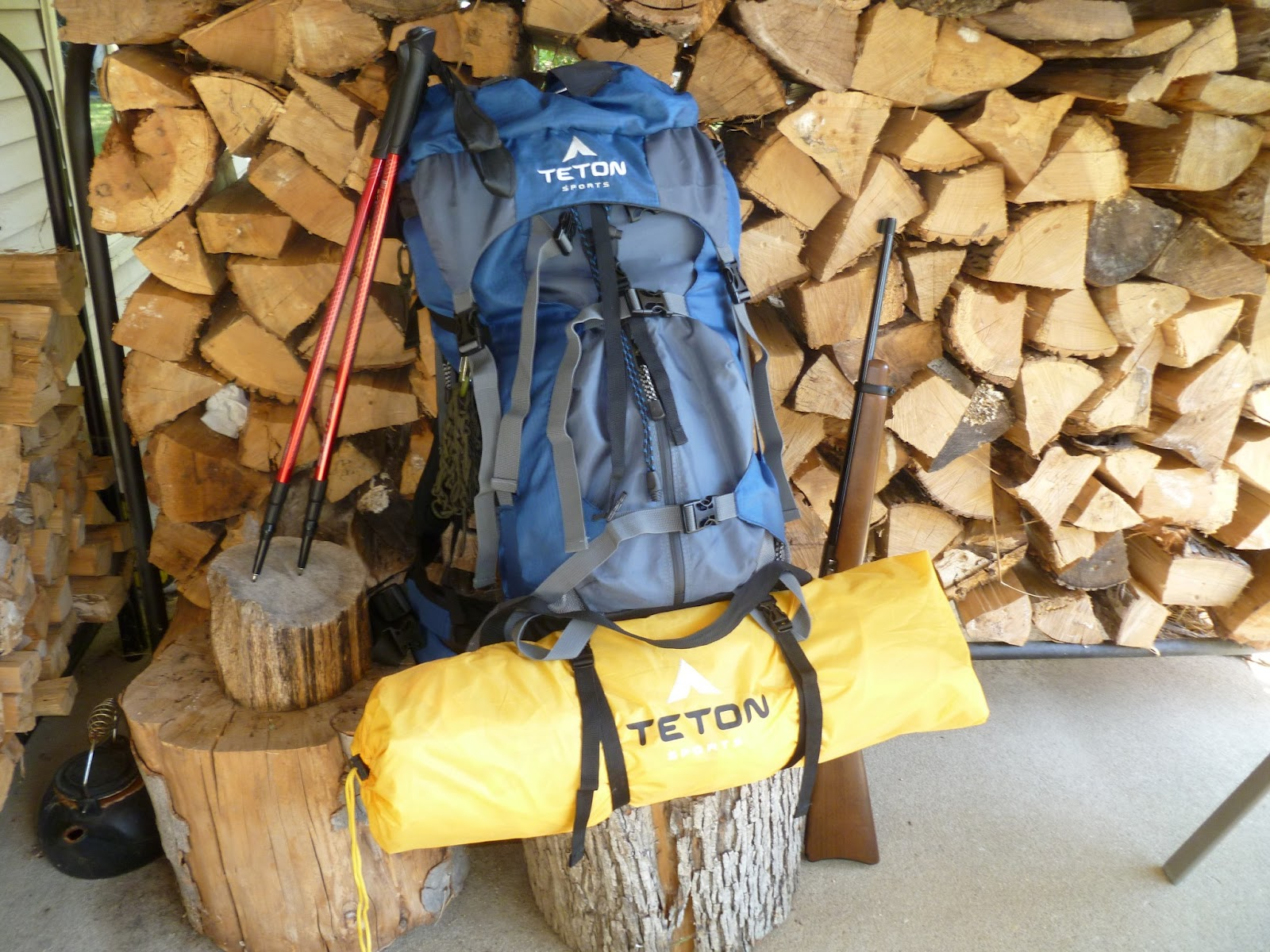 First Thoughts On The Teton Outfitter XXL Quick Tent & Hoosier Bushcraft u0026 Outdoors: First Thoughts On The Teton ...