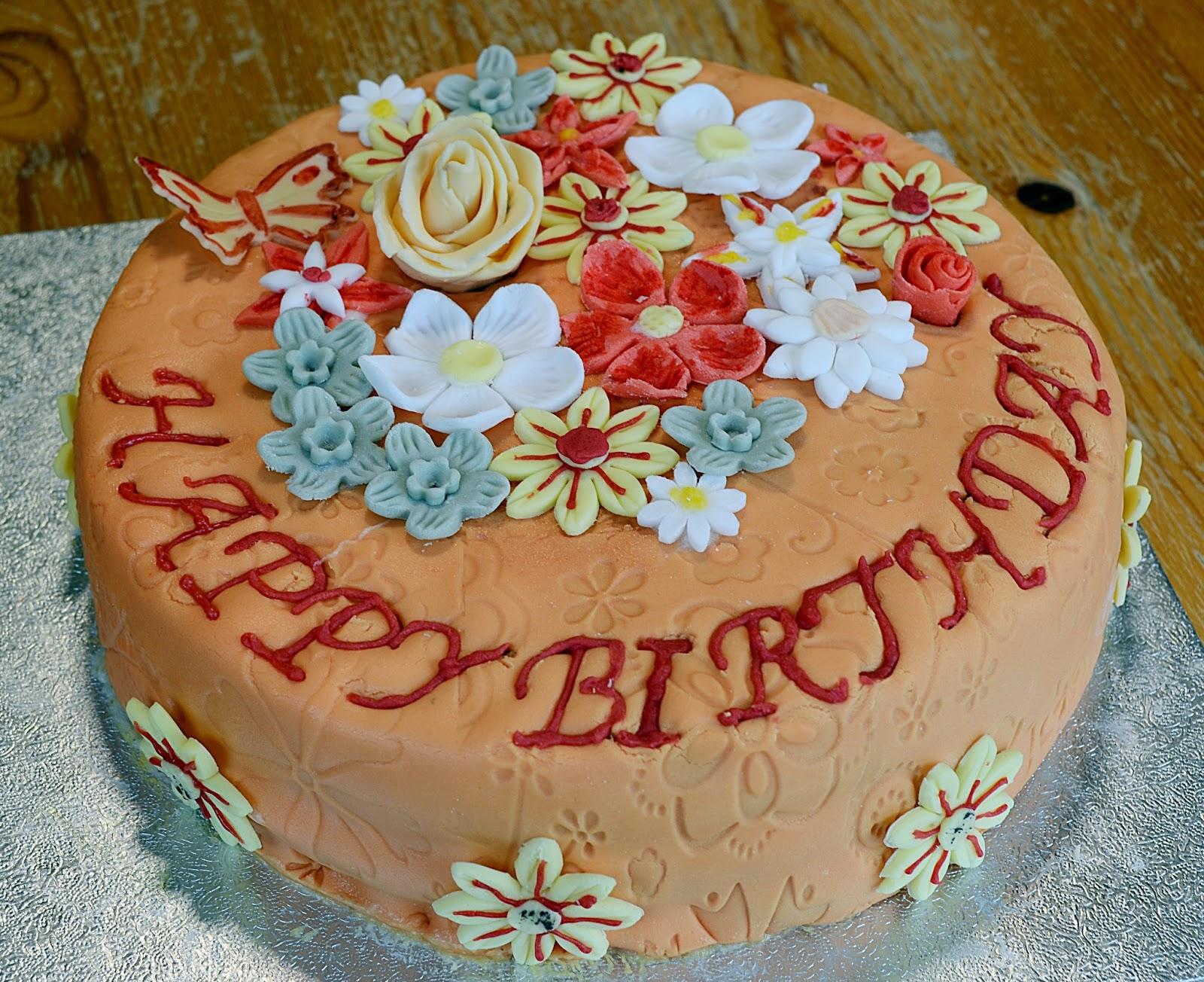 Birthday Cake Images Sue : The Amazing Cherry Cake: Happy Birthday Susan! :)