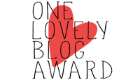 'One Lovely Blog Award'