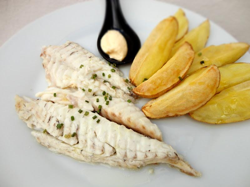 Cocinaros c mo hacer una dorada a la sal for Platos sencillos para cocinar