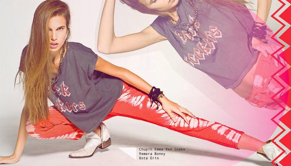 Kosiuko campaña grafica coleccion primavera verano 2013