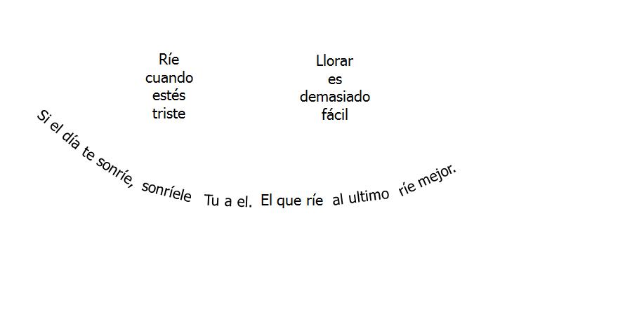 Lingüística y Redacción Avanzada : Caligrama / Haiku / Poema Imagista