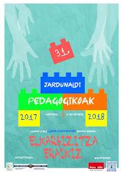31. Jardunaldi Pedagogikoak