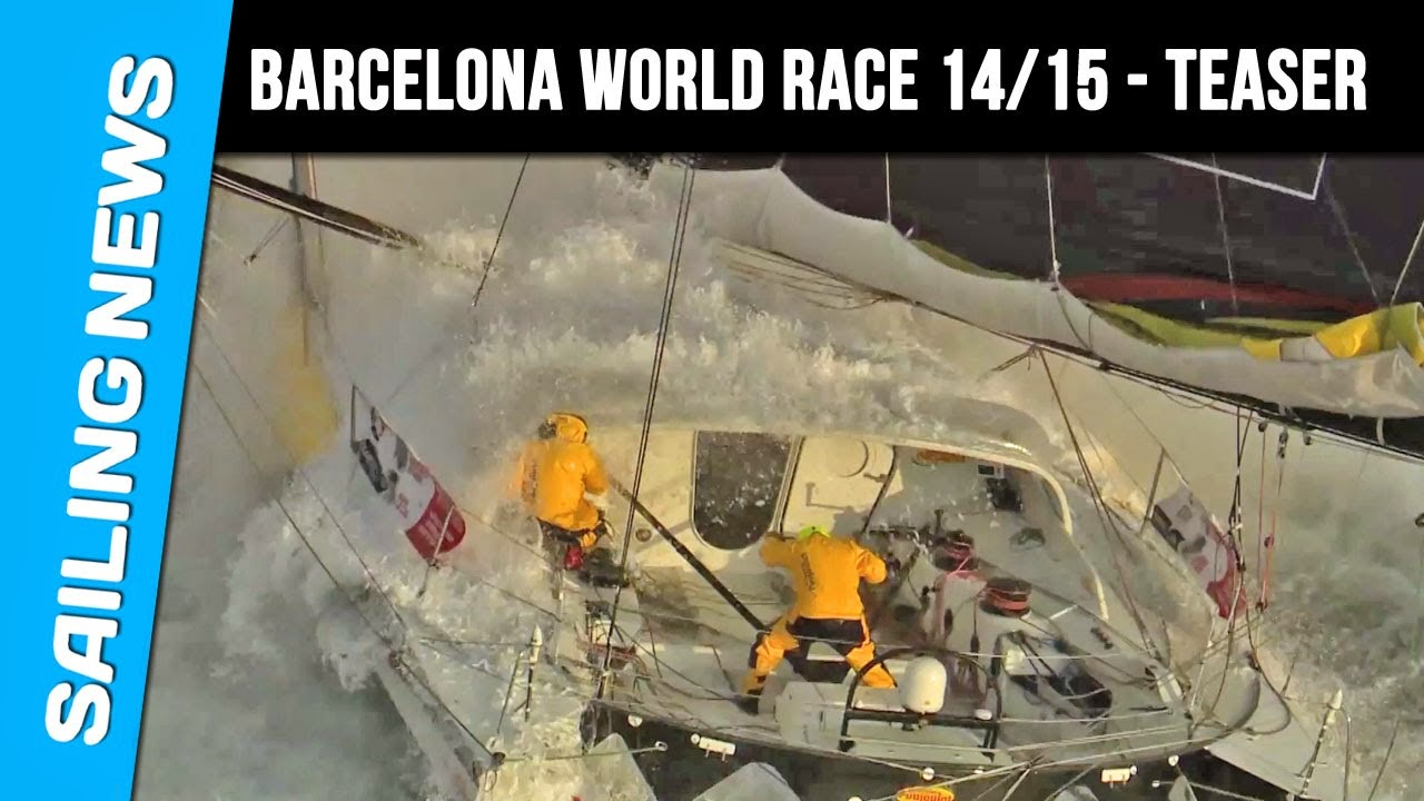 Barcelona World Race TEASER 2014/15