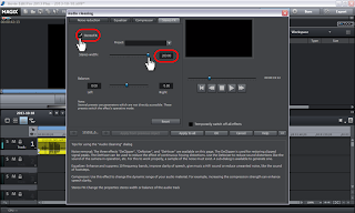 Stereo FX in Magix