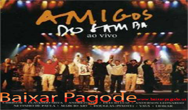 Amigos do Samba Ao Vivo (2005)