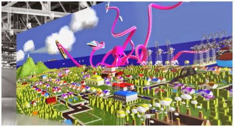 Isle of tune ::: Expo 2014