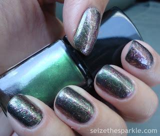 Tourmaline Nails