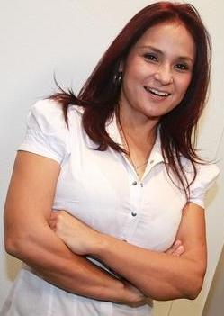 Bella sonrisa de Norka Ramírez