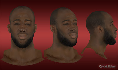 NBA 2K13 Quincy Acy Cyberface Mod