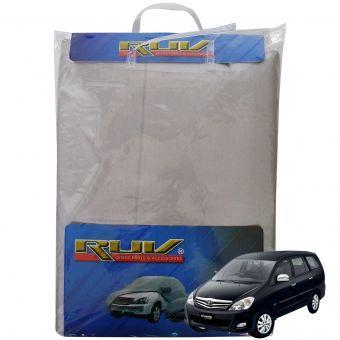 Perawatan Luar Mobil RUV Cover Mobil - Innova - Silver Hitam