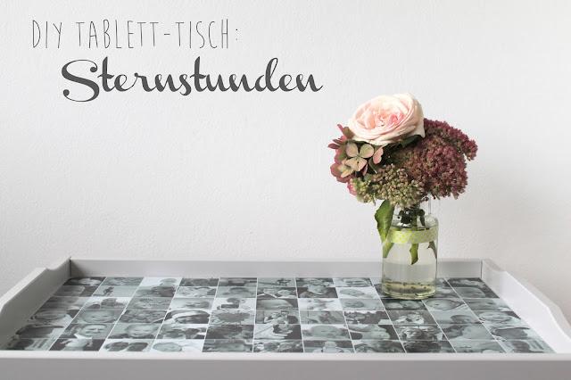 Tablett-Tisch creatisto Moebelfolie