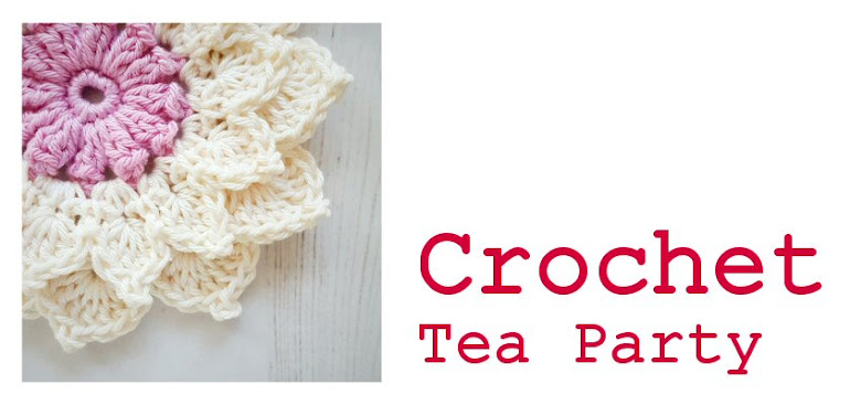 Crochet Tea Party