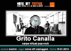 Grito Canalla Unplugged -Completo