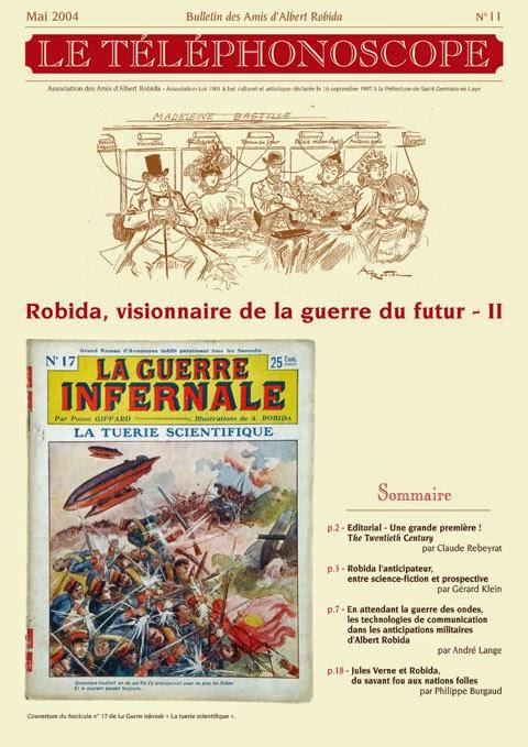 n°11 – Robida, visionnaire de la guerre du futur II