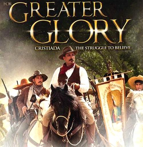 "I Prayed And Then I Shot Him The Glamorous Church: One Eternal Day: ""Viva Cristo Rey!"""
