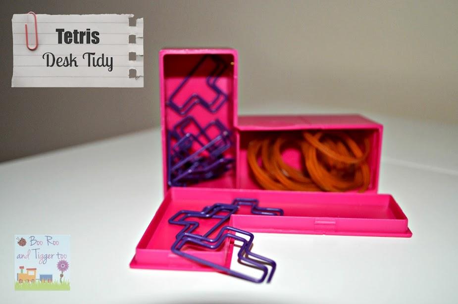 Tetris - Desk Tidy