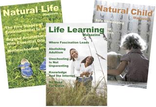 Image: Free - Three Life Media Magazines