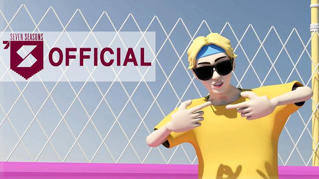 """Block B Zico Merilis MV Animasi 3D Untuk """"Yes or No ..."""