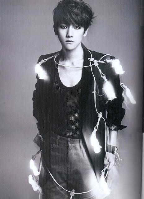 [PICTURE] EXO-K L'Officiel Hommes Korea Magazine August Issue