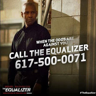 Denzel Washington, The Equalizer, Action Movie, Great Fight