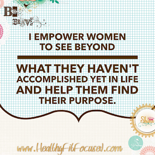 Who am I?  What is your purpose drive that makes you YOU?  Have you discovered what YOU want in life?  www.HealthyFitFocused.com