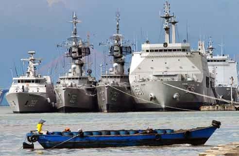Pemerintahan Baru Harus Lanjutkan Pembangunan Kekuatan Pertahanan Maritim RI