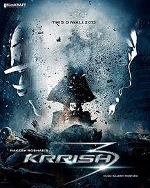 Krrish 3 Hindi Superhero Full Movie Online (2013)