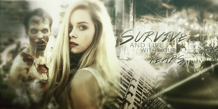Survive [TWD fanfiction]