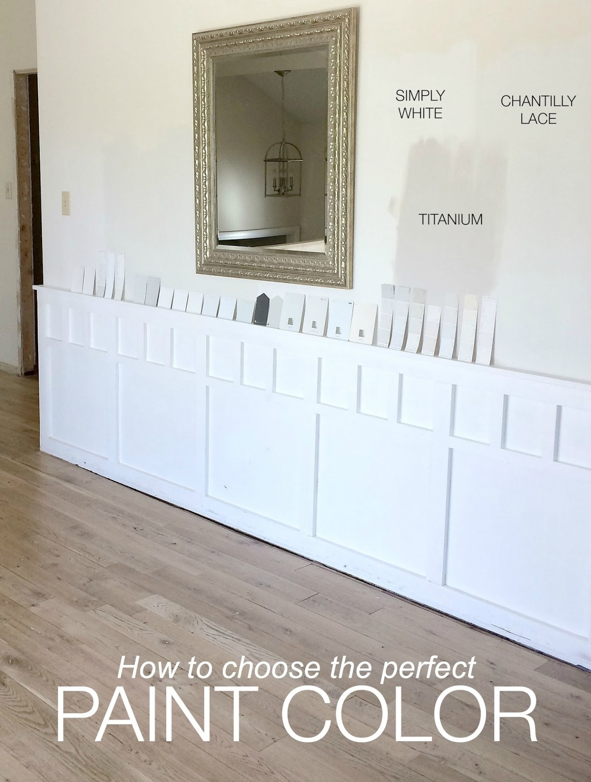 livelovediy how to choose a paint color 10 tips to help you decide. Black Bedroom Furniture Sets. Home Design Ideas