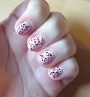 Topshop Nails In Jem nail varnish