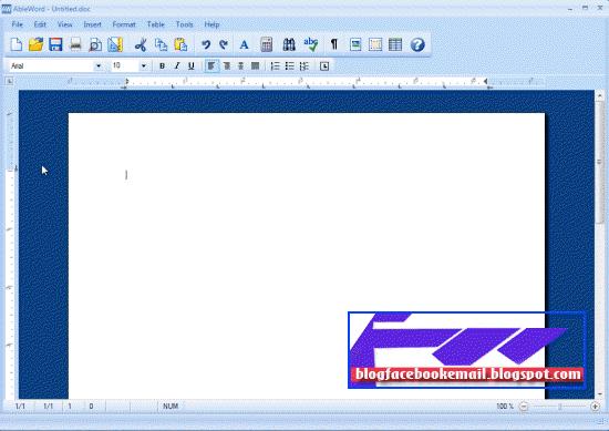 Tinggal buka file PDf yang sobat inginkan dengan menggunakan menu Open ...