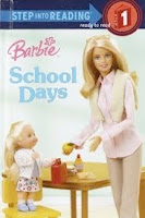 bookcover of Barbie: School Days by Apple Jordan
