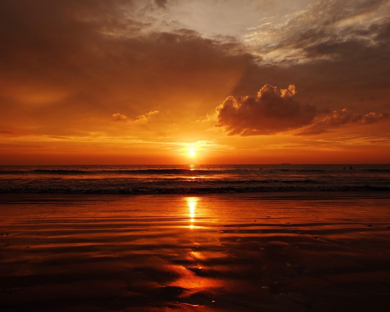 Koh Lanta Sunset Thailand