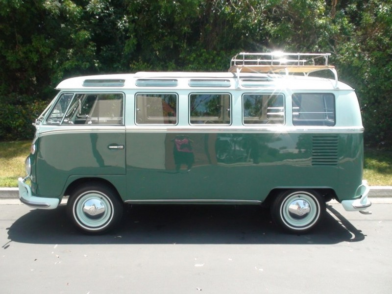 vw bus for sale 21 window kombi 65 vw bus. Black Bedroom Furniture Sets. Home Design Ideas