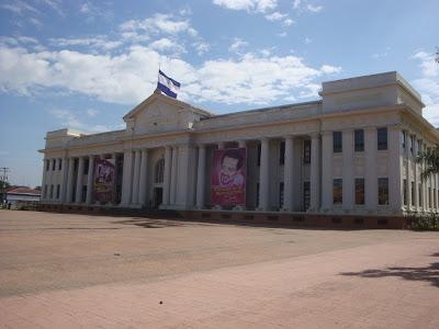 Nicaraguan architecture