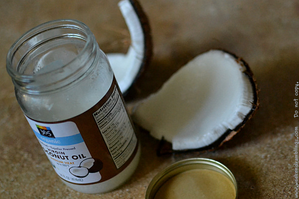 Extra Virgin Coconut Oil Healthy Haircare Skincare Benefits Nutrition