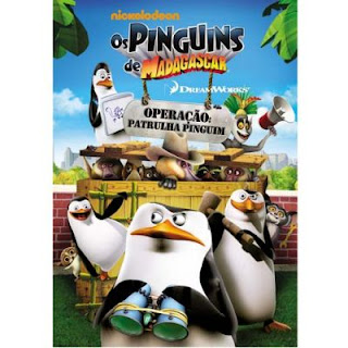 pinguim Download   Os Pinguins de Madagascar – Operação: Patrulha Pinguim   DVDR NTSC