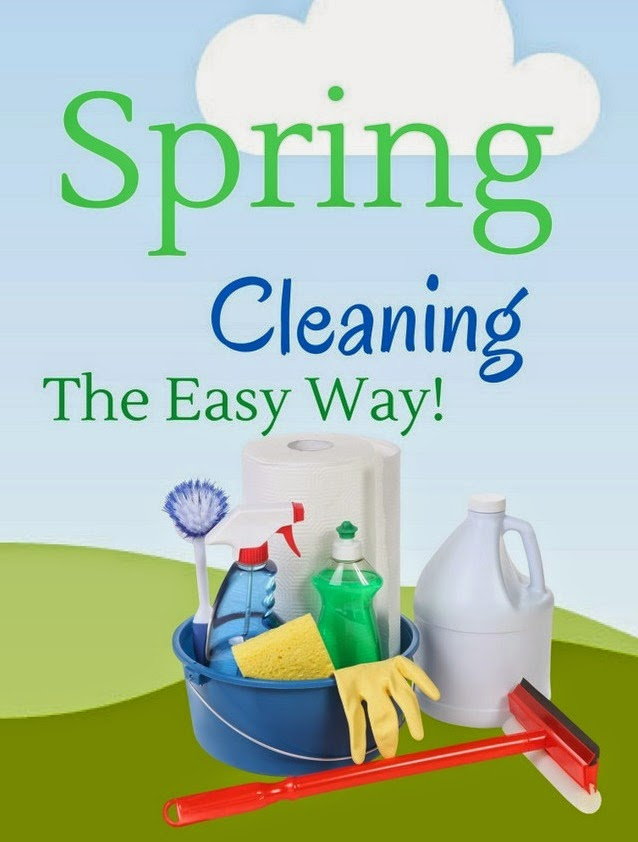 Learn How To Do Spring Cleaning The Easy Way