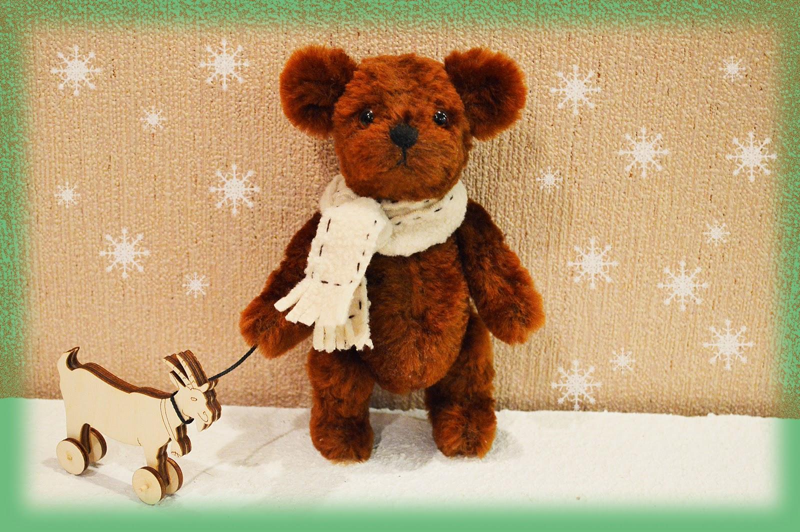 Медвежонок Тимошка