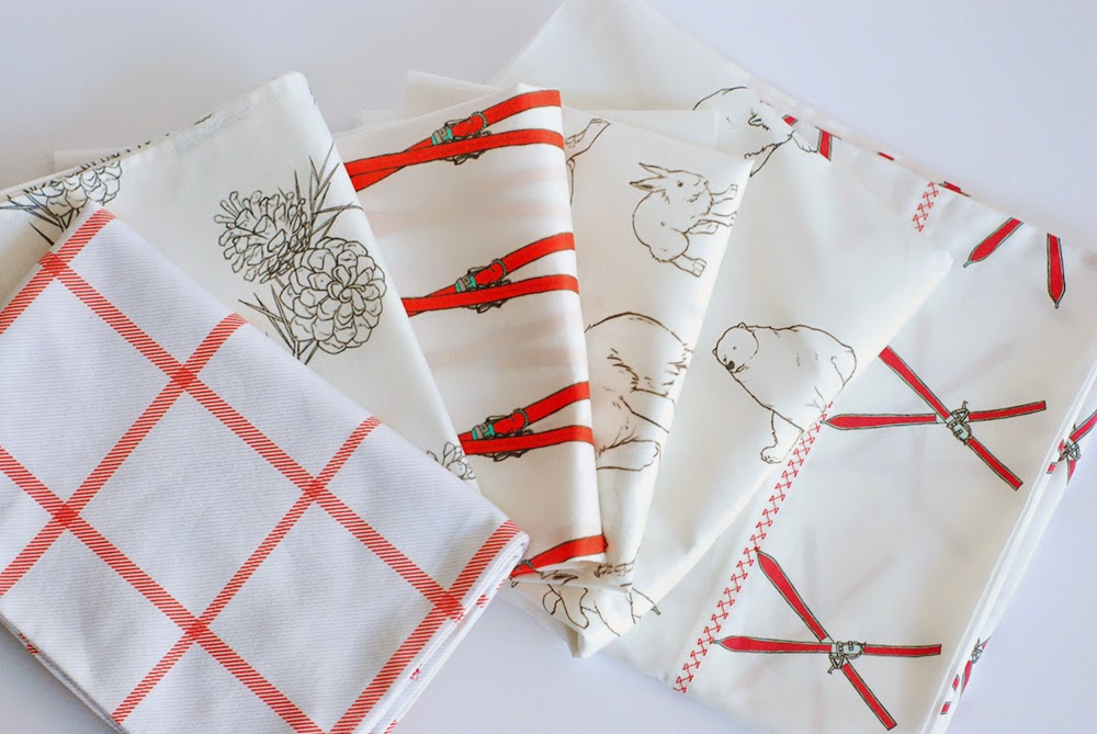 Handmade Gifts and My New Fabric Collection - Rambling ...