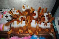 Boneka Singa XL