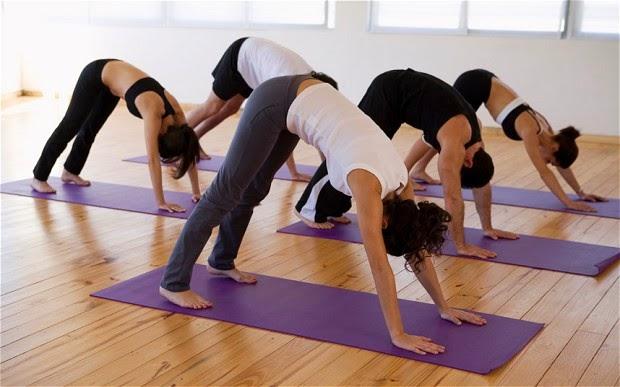 Tus primeras clases de Yoga