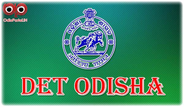 DET Odisha - Download 2nd Diploma Entrance Admit Card, Exam & Result Details